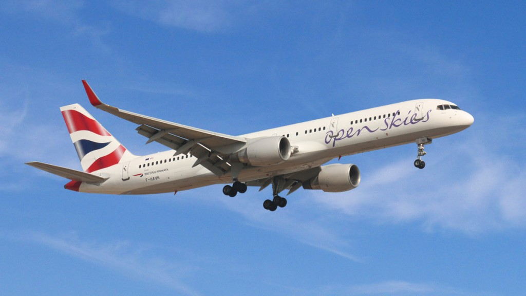 Open Skies Airline - 5