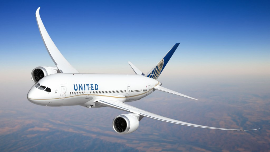 United Airlines Business - 1