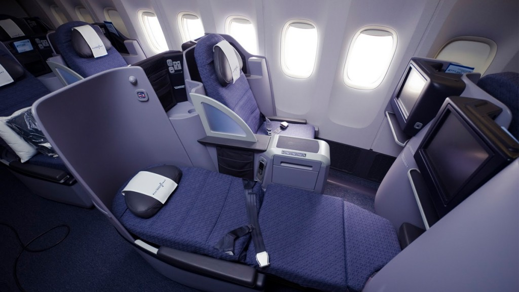A Fantastic Business Class Non-Stop From The New York Area ...
