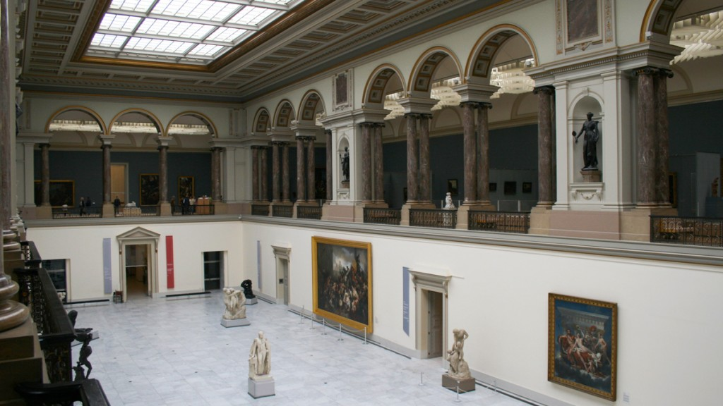 Royal museum Brussels -1
