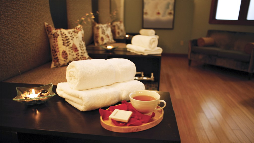 The Spa At The Rivers Edge Hotel - 2
