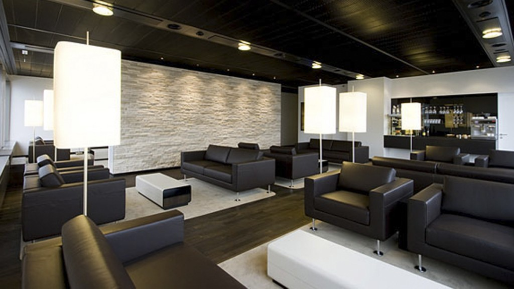 Swiss International Airlines - Business Class Lounge in Zurich - 2