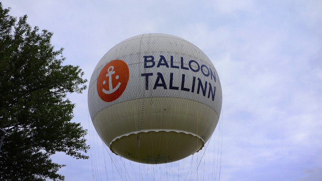 Balloon Tallin Estonia - 3