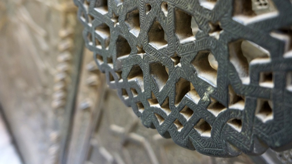 The Textures Of Fes Morocco - 1