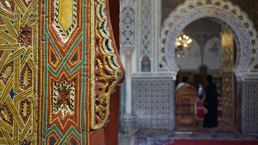 The Textures Of Fes Morocco - 2