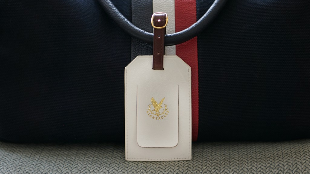 Glenneagles Luggage Tag - 3