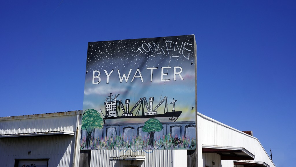 Bywater New Orleans - 1