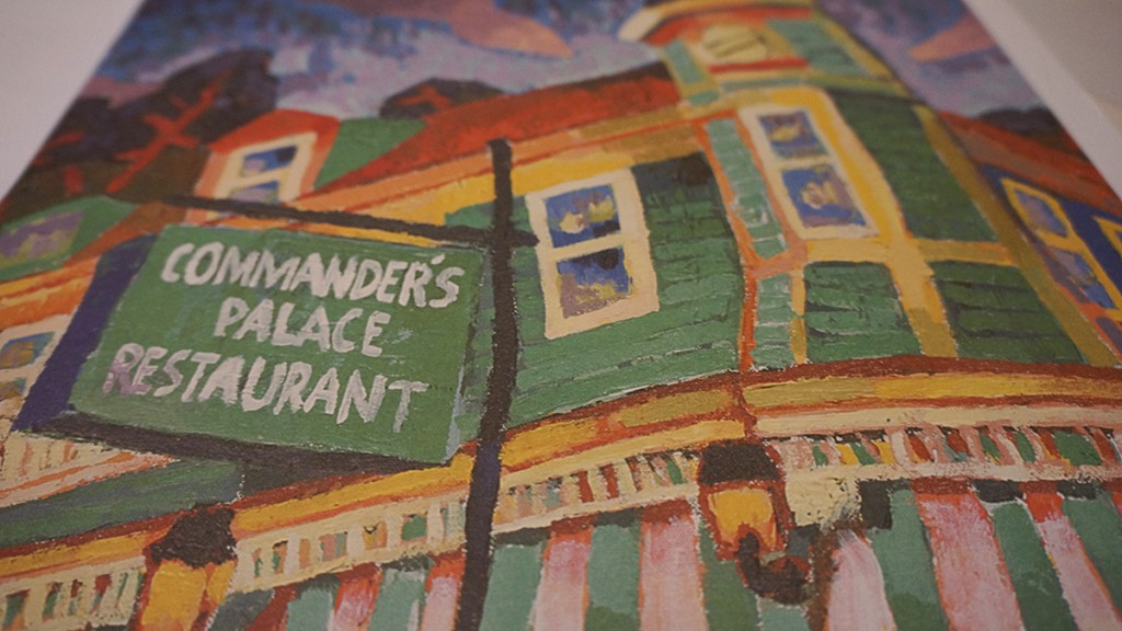 Commanders Palace Restaurant New Orleans - 2