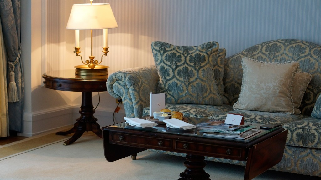 PowersCourt Hotel Co. Wicklow, Ireland - 1