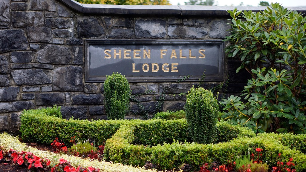 Sheen Falls Lodge - Ireland, Co. Kerry - 1,