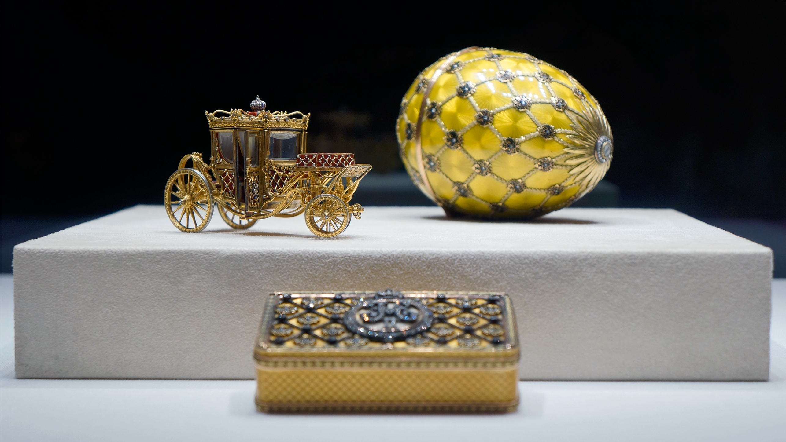 Faberge Museum - St. Petersburg, Russia - 7