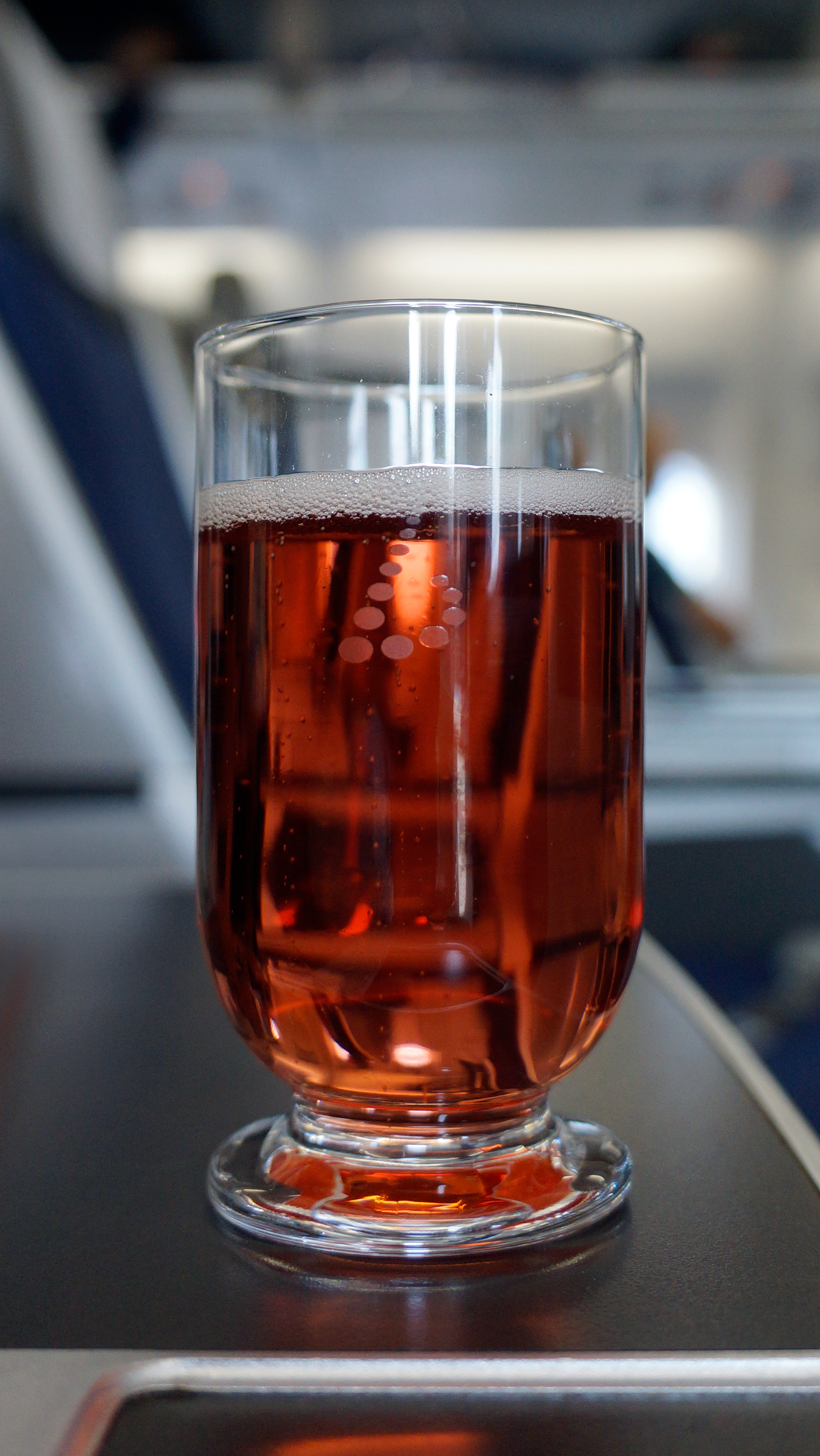 Brussels Airlines 2016 - Champagne