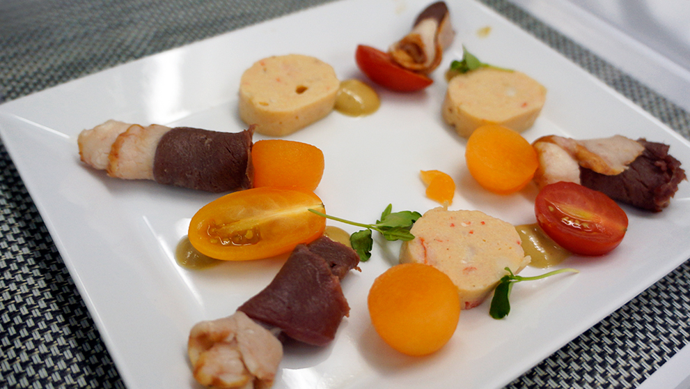 Brussels Airlines 2016 - food - 1