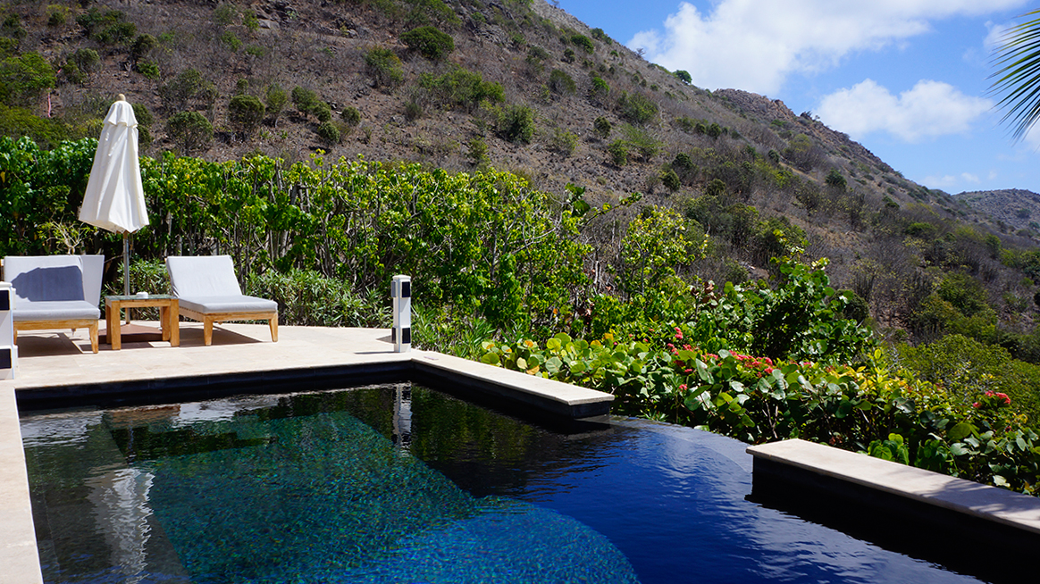 Hotel le Toiny - St. Barth - pool