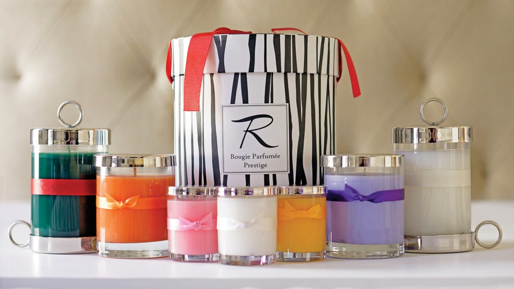 Rigaud Candles - set