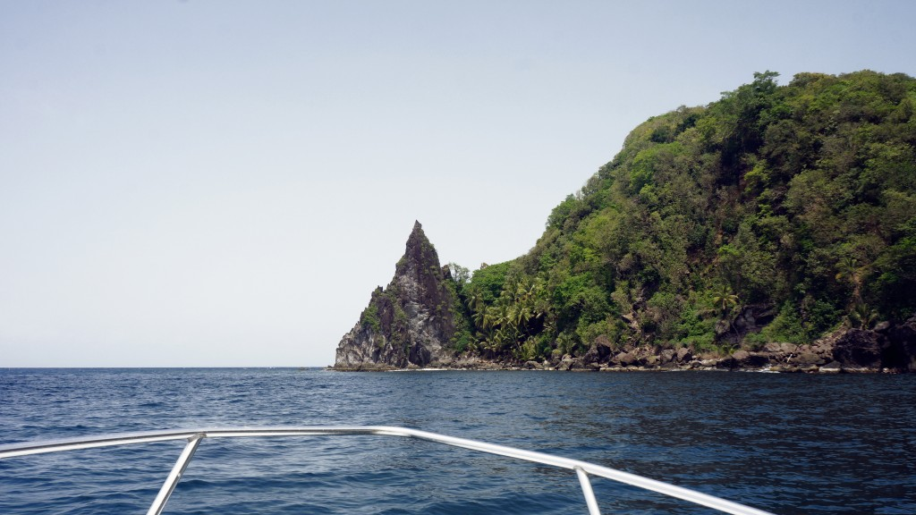 Sailing Dominica - 3