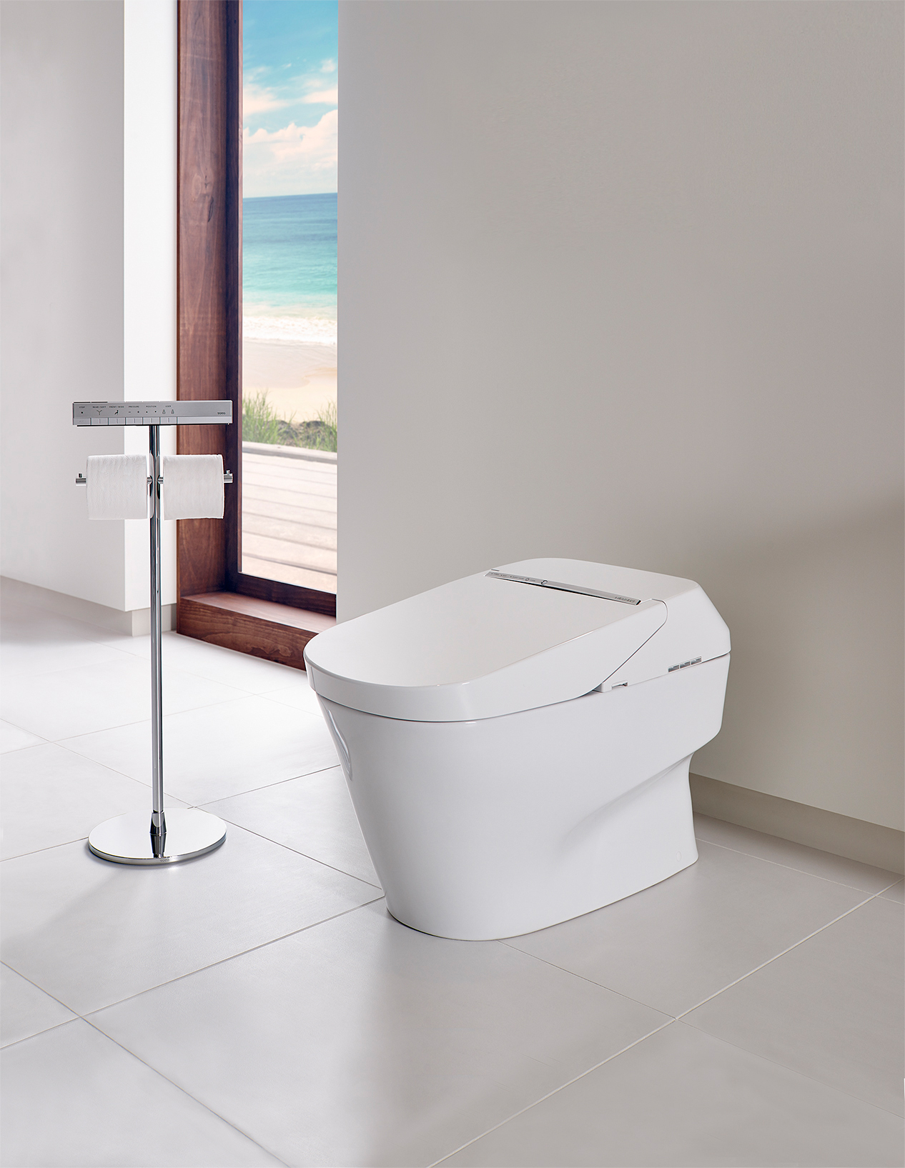 The Ultimate New York Apartment | The TOTO Neorest 750H - Inspired ...