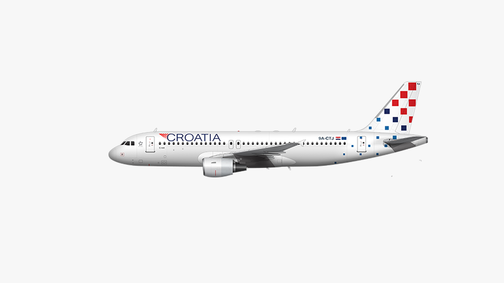 Croatian Airlines - 1